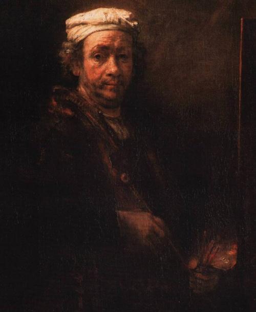 Rembrandt cómo reconocer pintores por sus cuadros