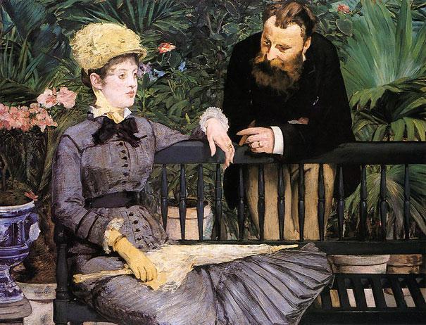 Manet cómo reconocer pintores por sus cuadros