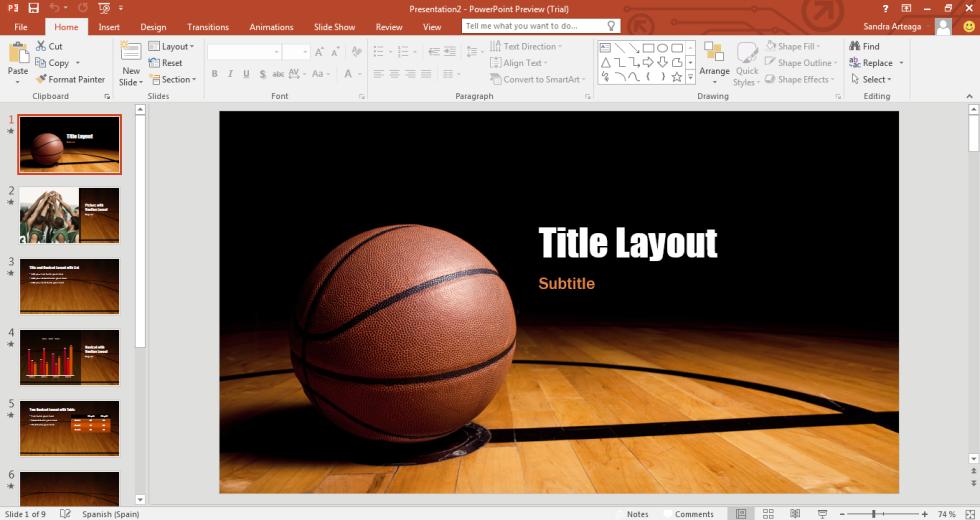 Office 2016 Preview: toma de contacto y primeras impresiones