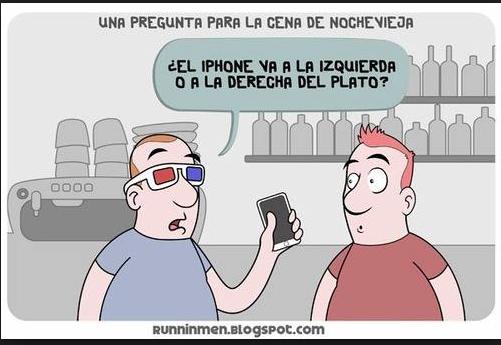 Las imágenes divertidas que muestran nuestra obsesión por los móviles