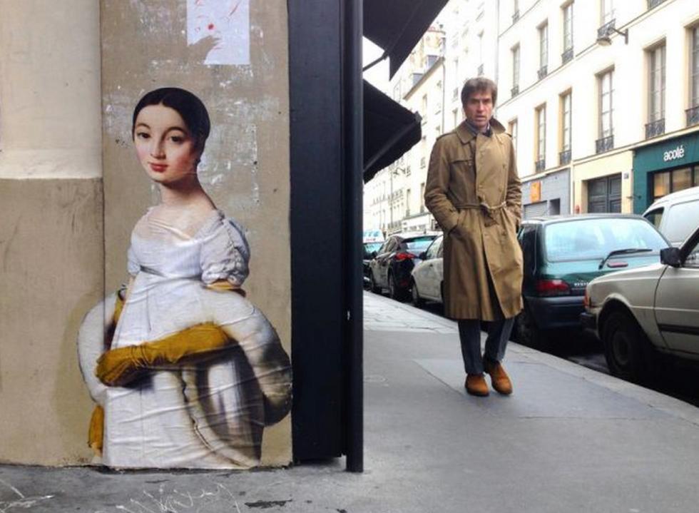 Outings cuadros desconocidos de los museos salen a la calle