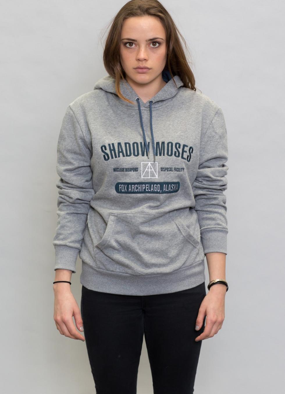 La nueva línea de ropa de moda de Metal Gear Solid