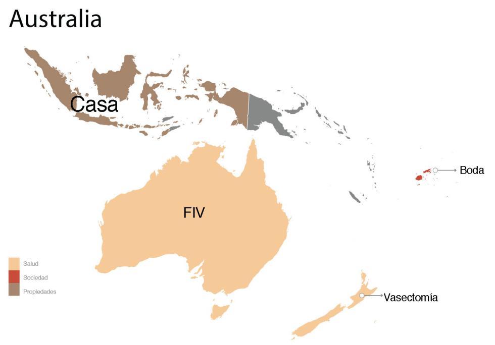 palabras más buscadas en Google Australia