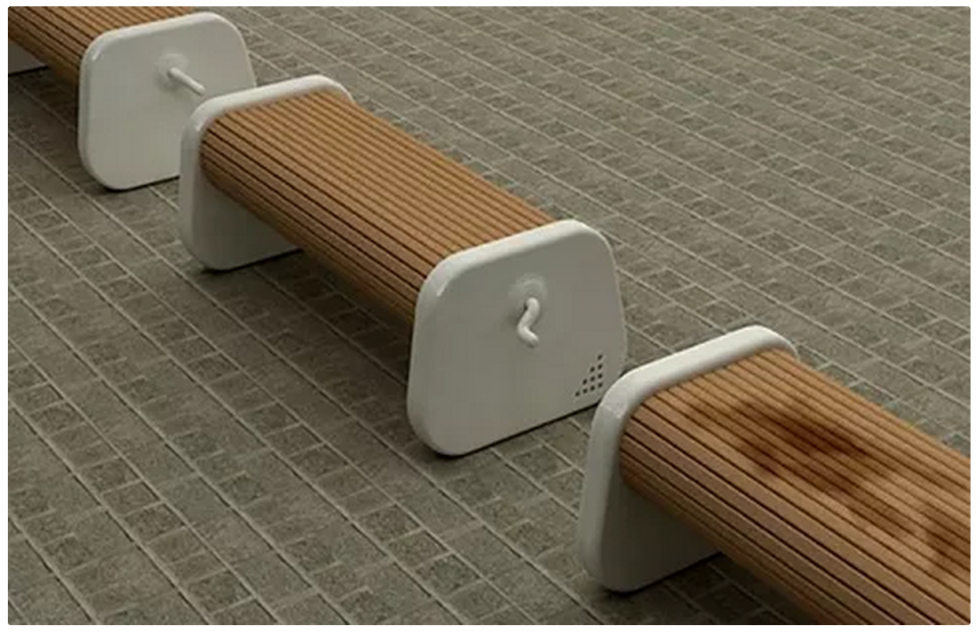 Banco reversible inventos útiles sorprendentes