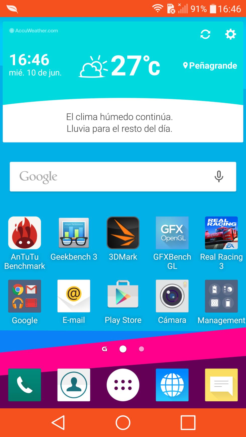 LG G4 UX 4.0