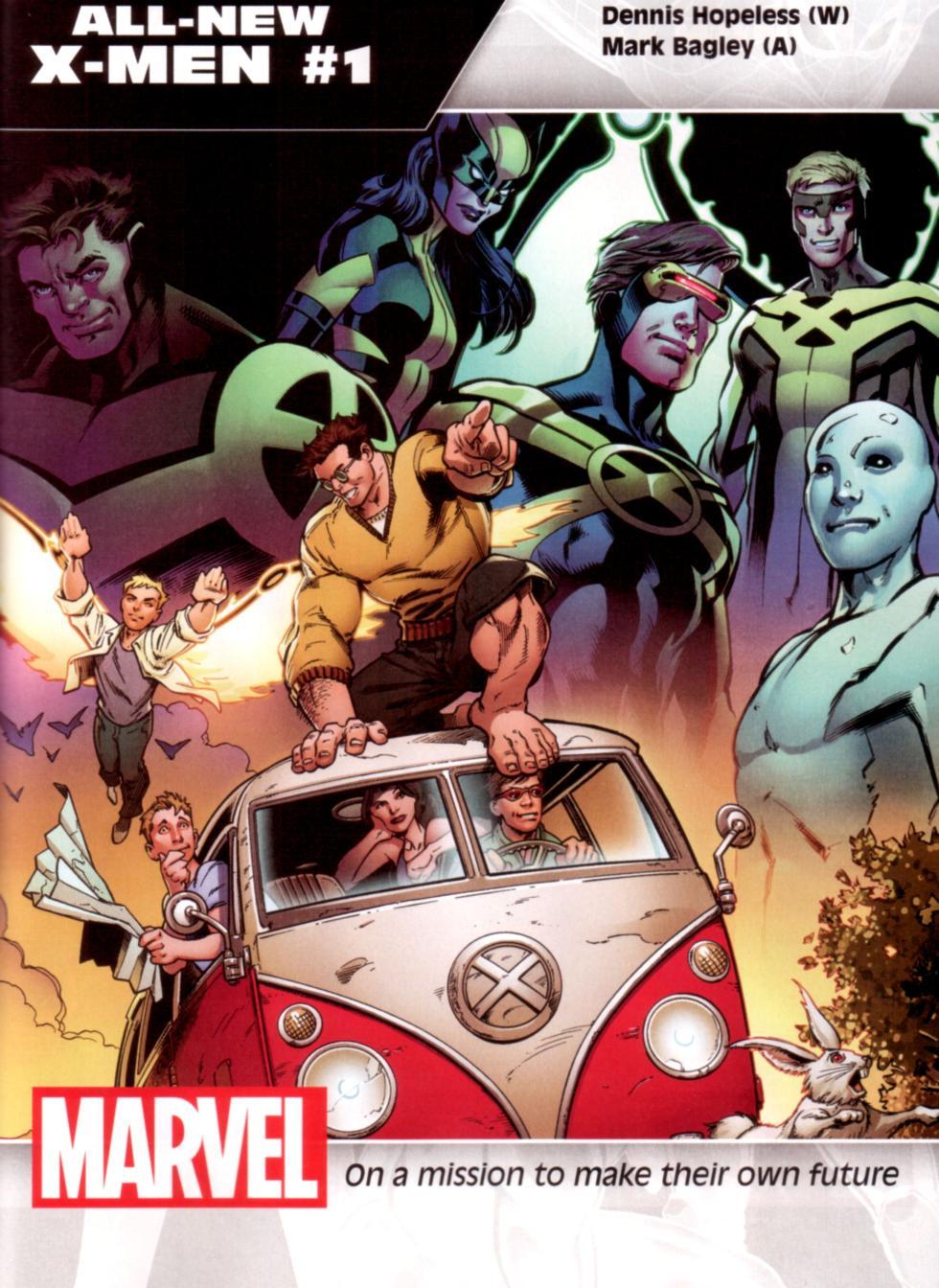 Portadas Marvel filtradas