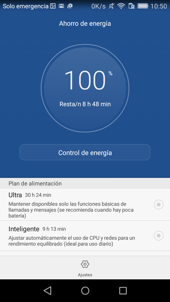 Huawei P8 Lite EMUI 3.1