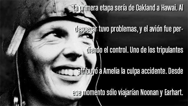 cosas deberías saber Amelia Earhart