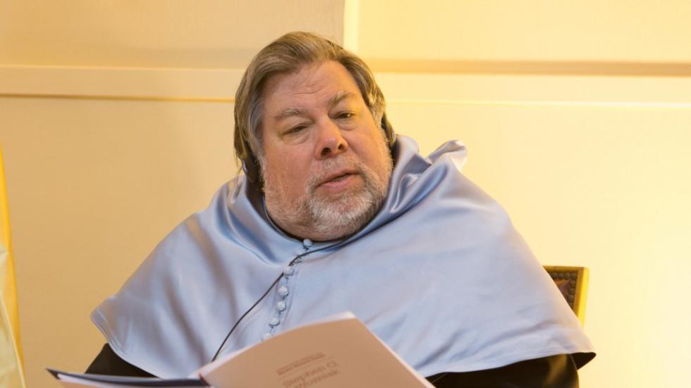 curiosidades Steve Wozniak