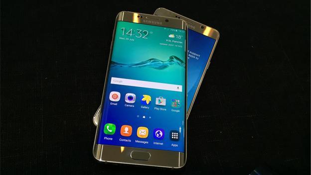 Samsung Galaxy Note 5 vs Samsung Galaxy S6 Edge+