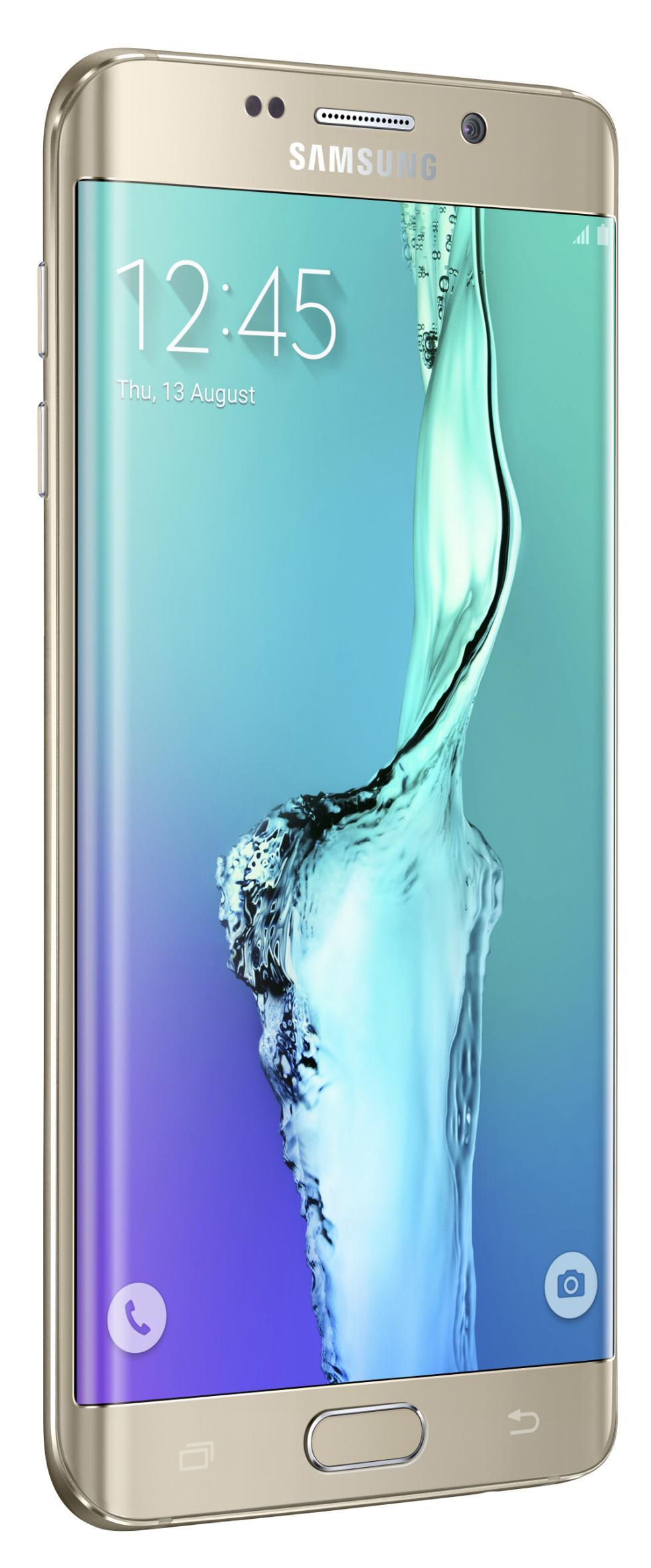 Samsung Galaxy S6 Edge+ Gold Platinum