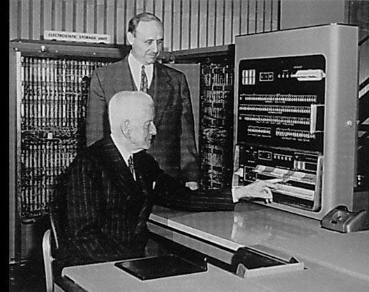 historia ordenadores