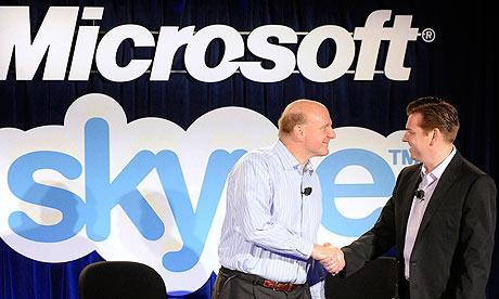 historia Skype