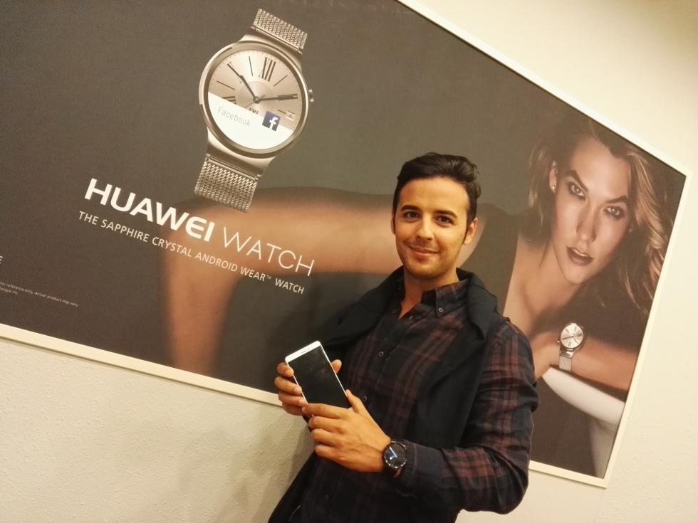fotos Huawei Mate S