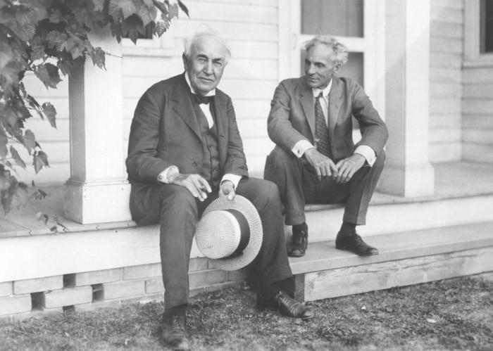 curiosidades anécdotas Thomas Alva Edison