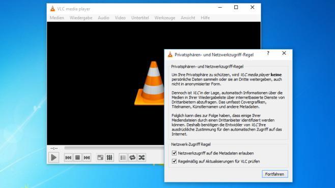 Mejores programas Windows: VLC
