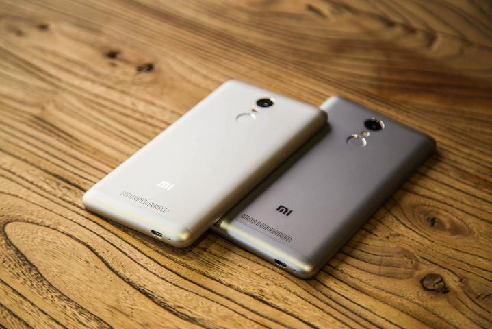 Carcasas del Xiaomi Redmi Note 3