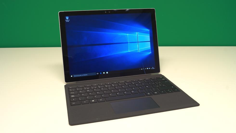 Teclado Microsoft Surface Pro 4