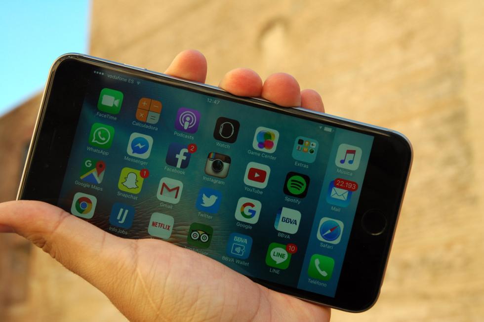 Análisis iPhone 6S Plus