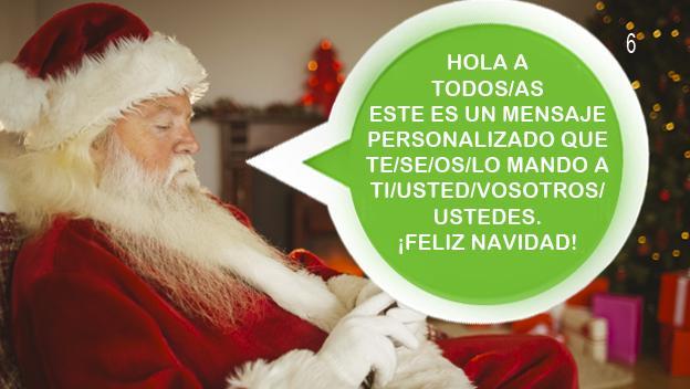 Felicitación de Navidad