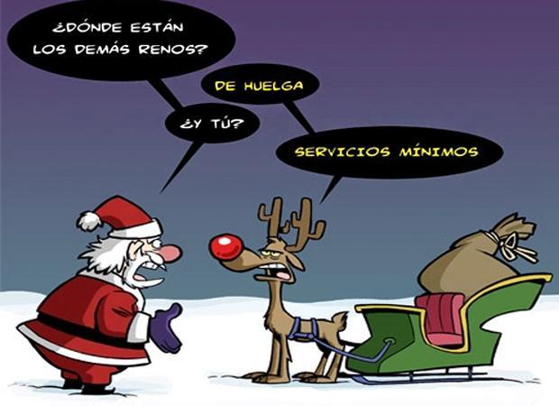 Felicitación de Navidad original
