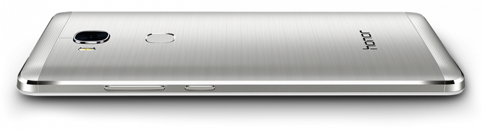 Honor 5X diseño unibody metálico