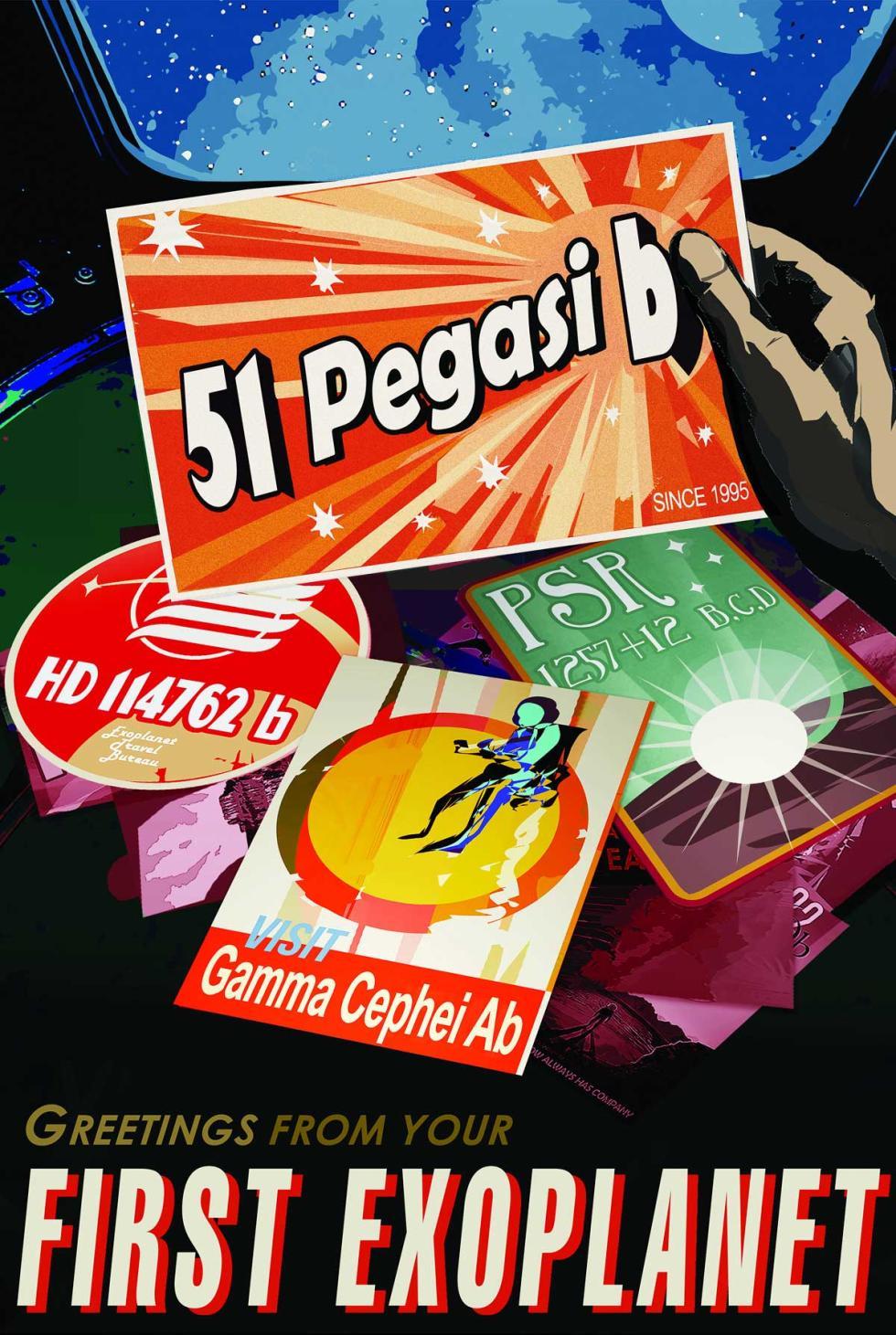 NASA 51 Pegasi b