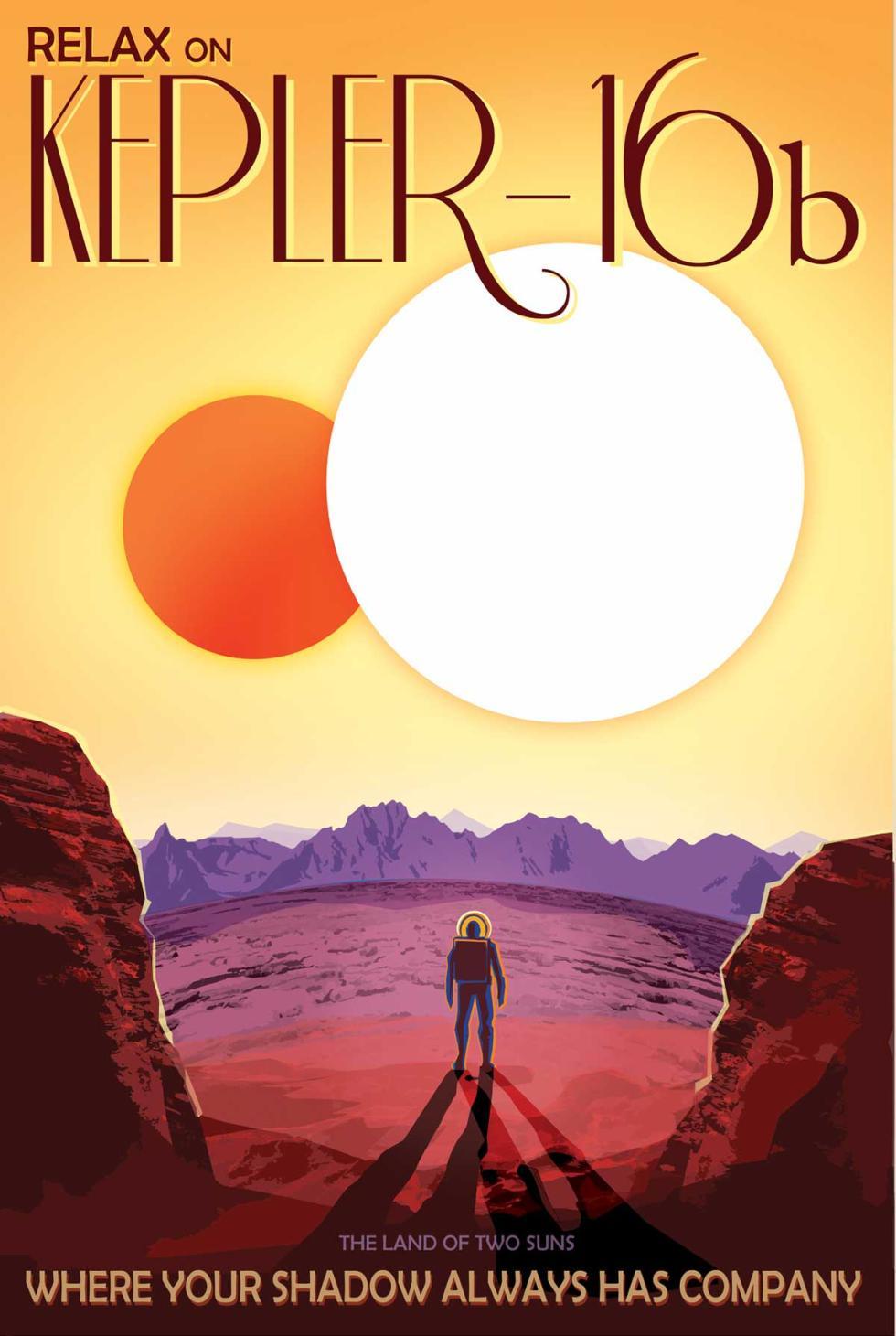 NASA Kepler-16b