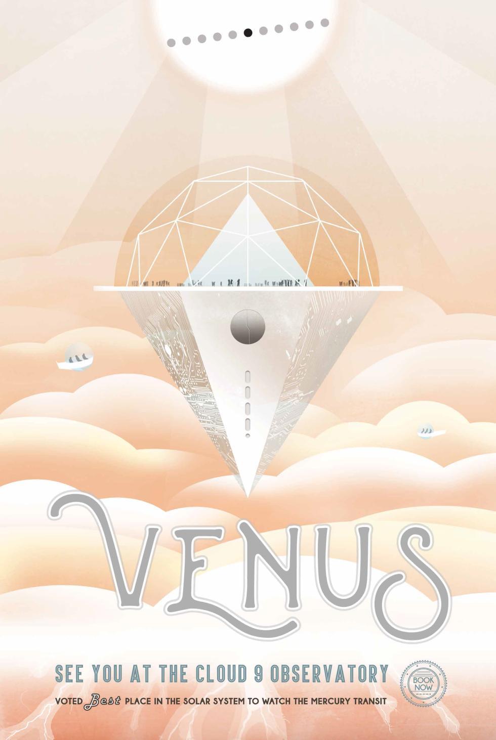 Nasa Venus
