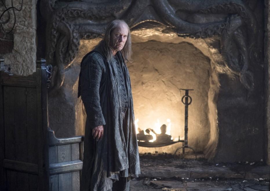 Balon Greyjoy en la sexta temporada de Juego de Tronos