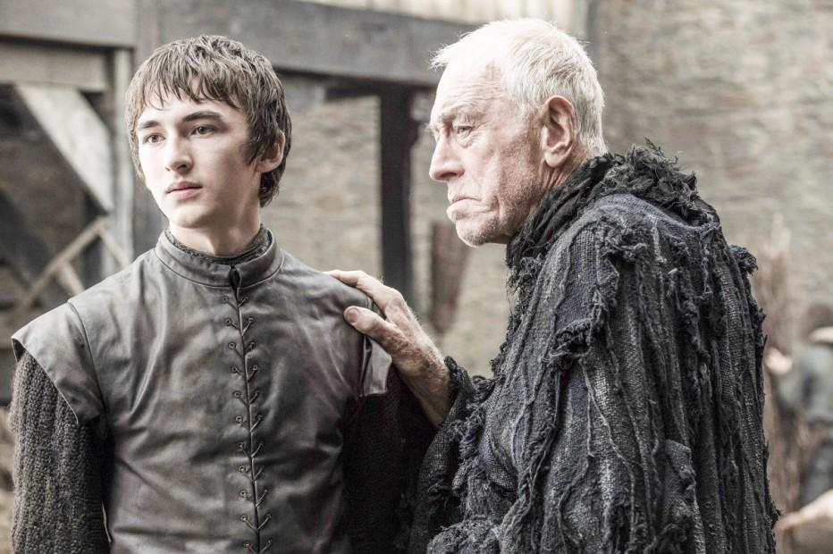 Bran Stark en Juego de Tronos, nuevas imágenes