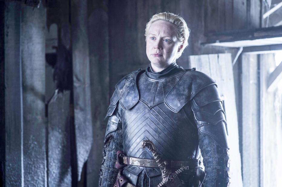 Brienne of Tarth en Juego de Tronos