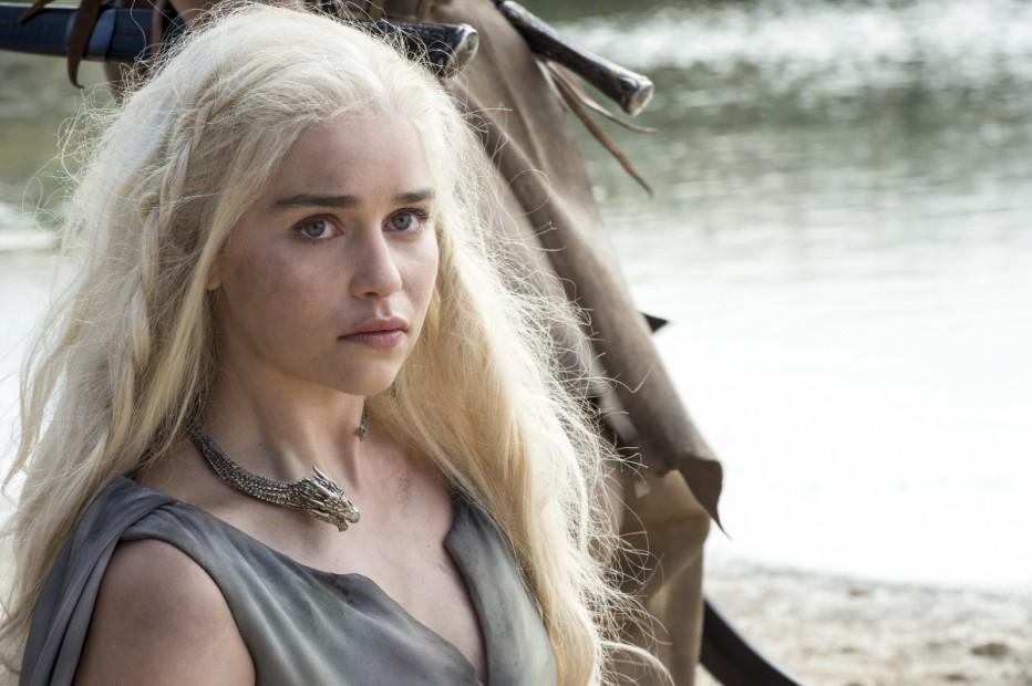 Daenerys Targaryen, imágenes de la sexta temporada de Game of Thrones