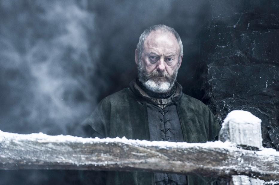 Davos Seaworth en Game of Thrones
