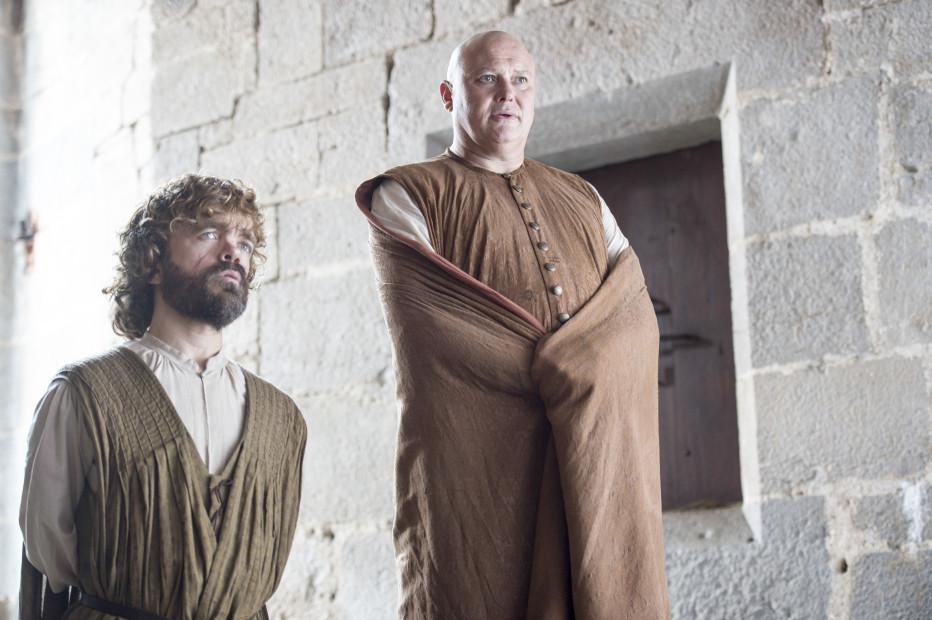 Tyrion Lanister en la sexta temporada de Juego de Tronos