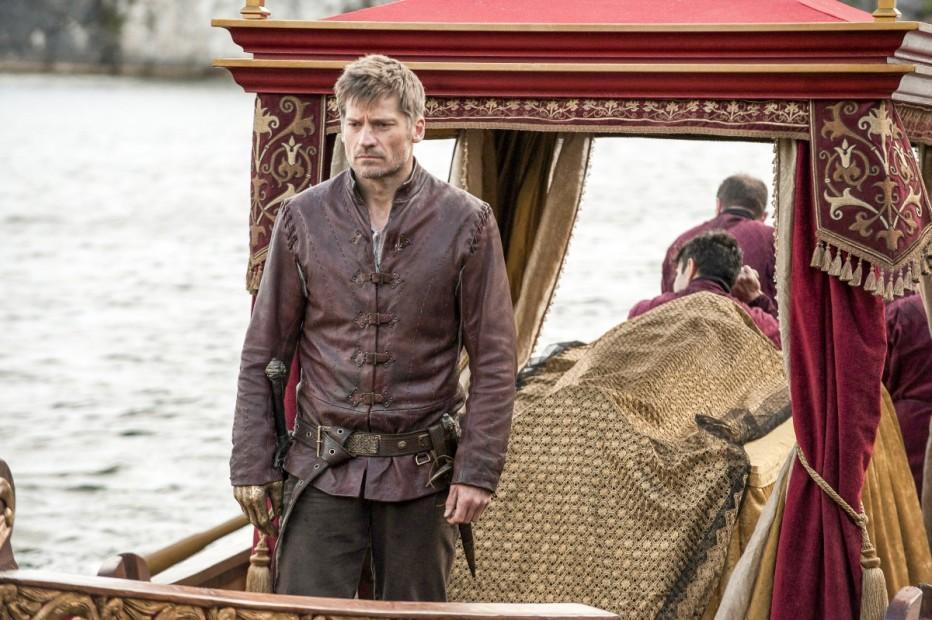 Jaime Lannister en Juego de Tronos