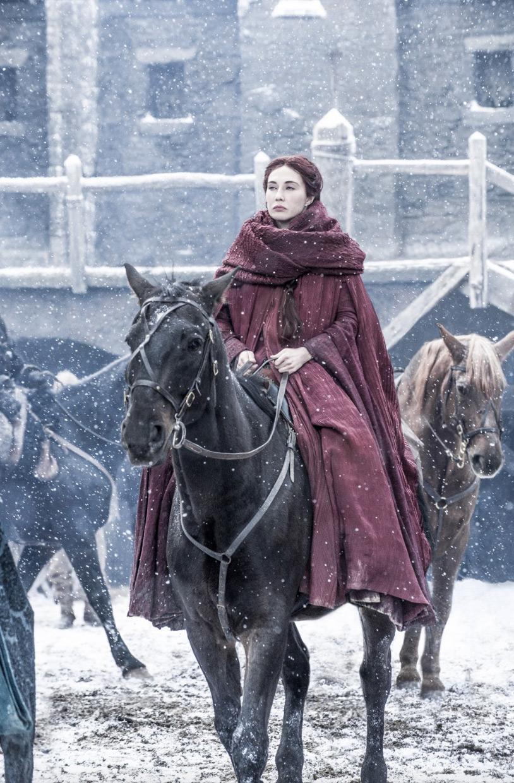 Reina roja de Juego de tronos sexta temporada