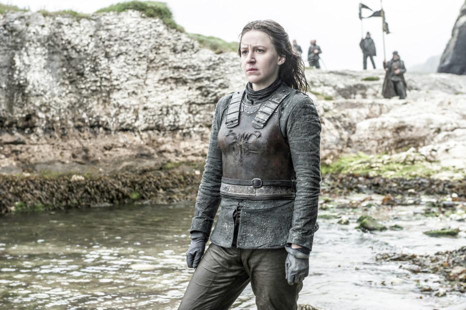 Hermana de Theon, Yara Greyjoy en juego de tronos