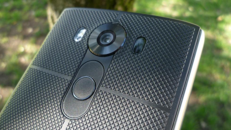 Galería de imágenes del LG V10