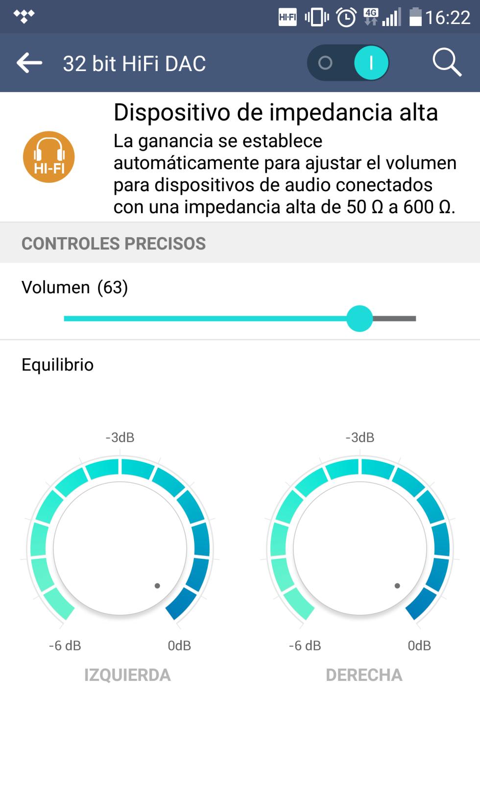 Software del LG V10