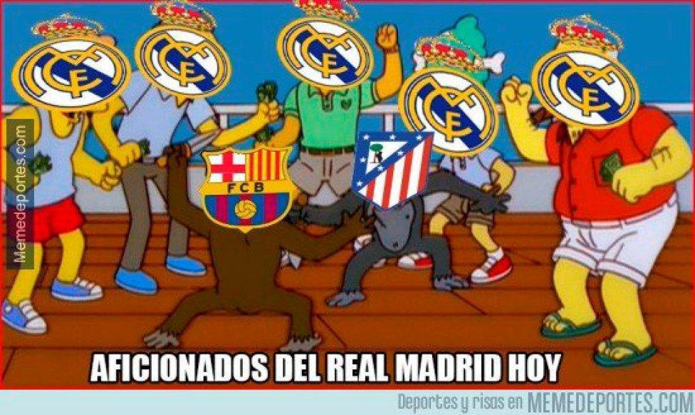 Los mejores memes del Barcelona vs Atletico de Madrid