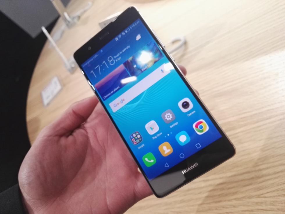 Huawei P9 y P9 Plus características primeras impresiones