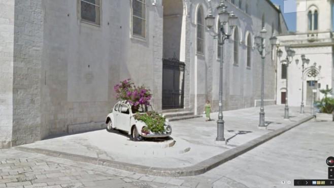 Imágenes curiosas de Google Street View