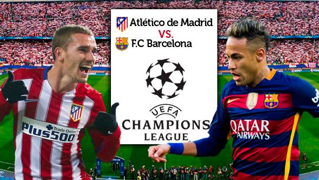 Como ver atletico barcelona, ver atletico barcelona, atletico barcelona, atletico barcelona champions