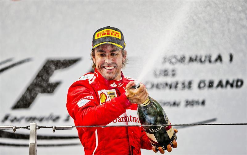 La escudería más laureada en China es Ferrari, con 4 triunfos en total conseguidos por Barrichello, Schumacher, Raikkonen y Fernando Alonso