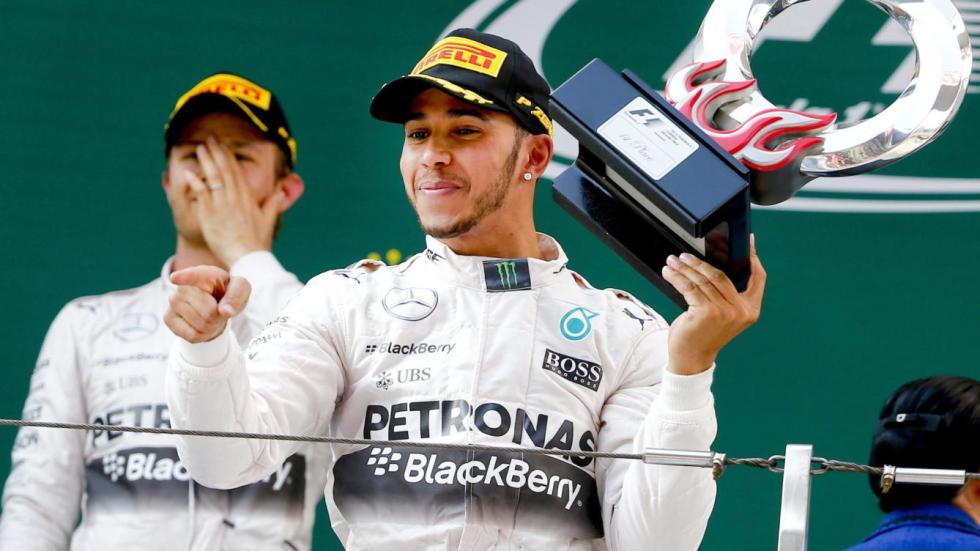 Lewis Hamilton es el piloto que más veces ha ganado en China, seguido de Fernando Alonso