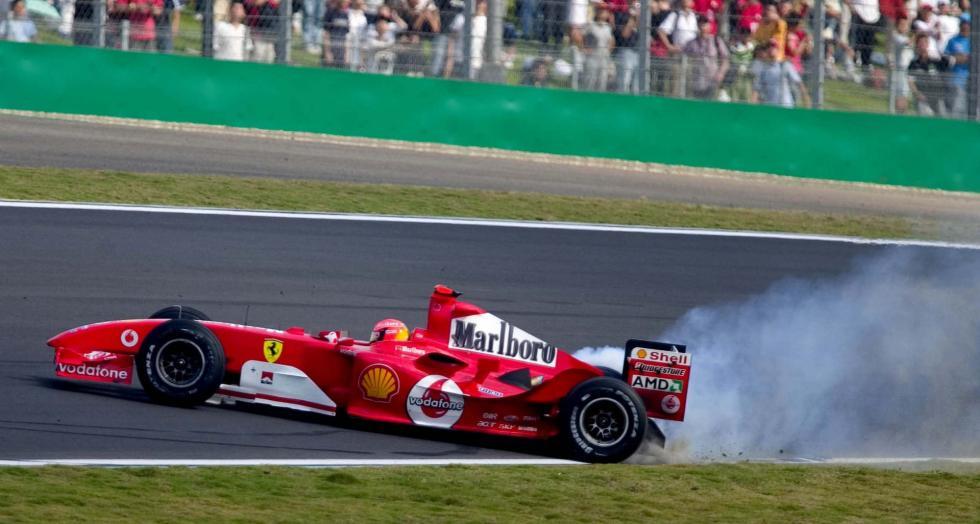 Michael Schumacher ostenta la vuelta rápida del circuito, cuyo trazado no se ha modificado, con un giro conseguido en 2004