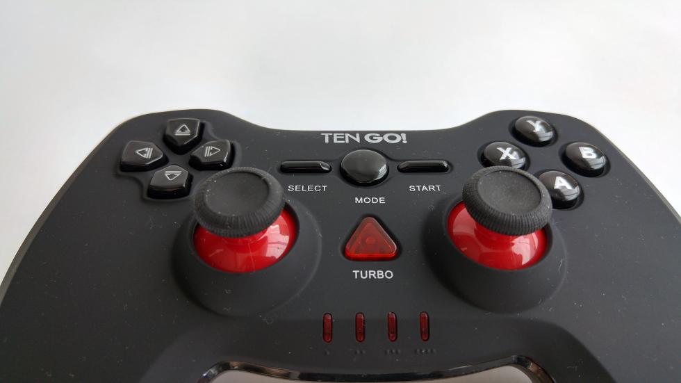 TenGO gamepad