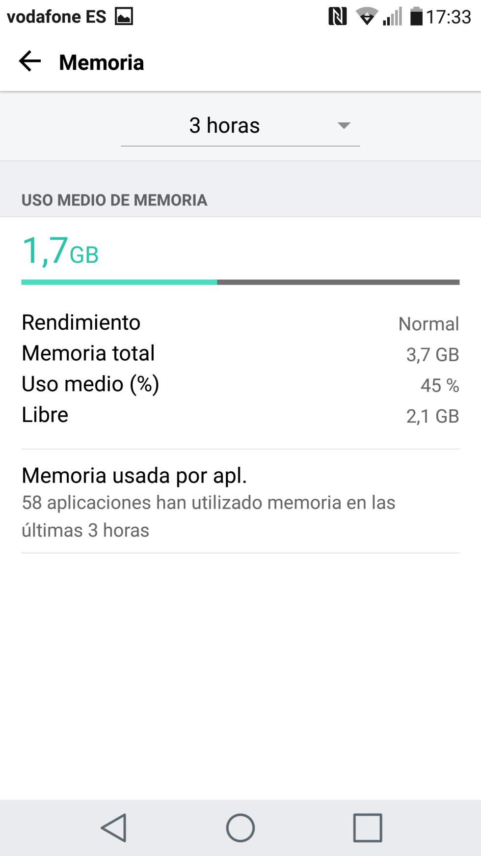 Software e Interfaz del LG G5