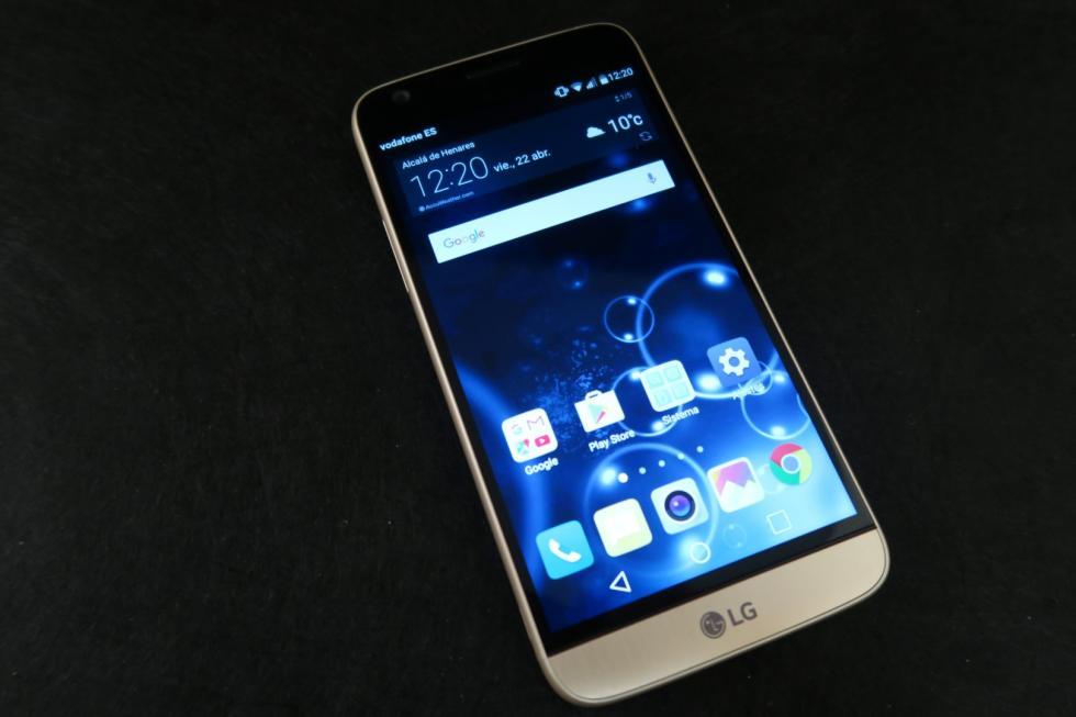 LG G5, imágenes del primer móvil modular del mercado